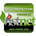 DDoS Protection Powered by Vistnet